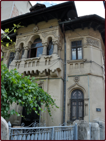Local architecture the neo romanian style - Neo romanian architecture traditional and functional house plans ...