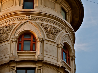 Local architecture the neo romanian style - Romanian architectural styles ...
